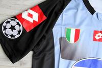 Koszulka piłkarska JUVENTUS TURYN Retro Goalkeeper 2002/03 Lotto, #1 Buffon