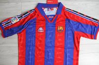 Koszulka piłkarska FC BARCELONA Retro Home 96/97 Nike #9 Ronaldo