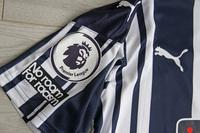 Koszulka piłkarska WEST BROMWICH ALBION F.C. PUMA Home 20/21 #13 Grosicki