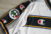 Koszulka piłkarska PARMA CALCIO Retro Away 02/03 Champion #9 Adriano