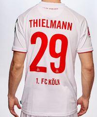 Koszulka piłkarska FC KOLN Home Uhlsport 2021/22