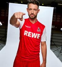 Koszulka piłkarska FC KOLN Away Uhlsport 2021/22