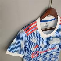 Damska koszulka piłkarska MANCHESTER UNITED Away 21/22 ADIDAS