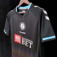 Koszulka piłkarska Bristol City 21/22 away hummel