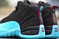 "NIKE AIR JORDAN XII 12 ""GAMMA BLUE 130690-027"