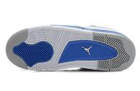 BUTY DAMSKIE NIKE AIR JORDAN 4 408452-105 Military Blue