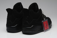 "BUTY MĘSKIE NIKE AIR JORDAN RETRO 4 ""BLACK CAT"" 308497-002"