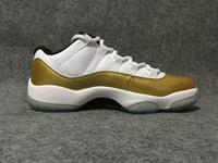 Buty damskie NIKE AIR JORDAN 11 Low Metallic Gold 528895-103