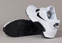 Buty męskie Nike Air Max 90 616730-110 białe/czarne