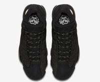 "Buty męskie NIKE AIR JORDAN RETRO 13 ""Black Cat"" 414571-011"