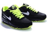 Buty damskie NIKE AIR MAX 90 czarne-zielone