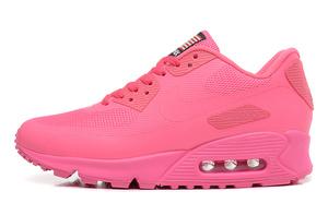 Buty damskie NIKE AIR MAX 90 HYPERFUSE pink 613841-992