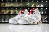 Damskie buty NIKE AIR JORDAN 6 Alternate 384664-113