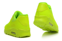 Buty damskie NIKE AIR MAX 90 HYPERFUSE green volt 454446-700