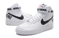 BUTY damskie NIKE AIR FORCE 1 HIGH SUPREME 698696-100