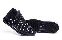 "Buty męskie Nike Air Max Flair ""BLACK-WHITE"""