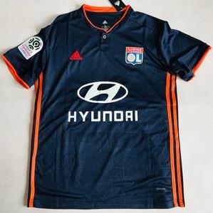 Koszulka piłkarska OLYMPIQUE LYON Adidas 18/19 Away, #6 Marcelo