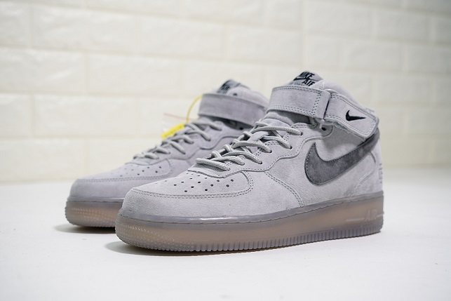 Buty męskie NIKE AIR FORCE 1 Mid '07 Reigning Champ 807618 208