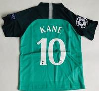 Dziecięcy zestaw piłkarski TOTTENHAM 3rd 18/19 NIKE (koszulka+spodenki+getry) #10 KANE