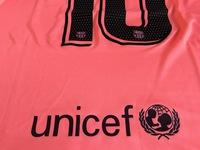 Zestaw piłkarski FC BARCELONA NIKE 18/19 Vapor Match 3rd, #10 MESSI