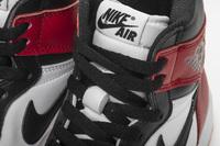 "Buty męskie NIKE AIR JORDAN 1 OG High ""Black Toe"" 555088-125"