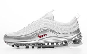 Buty męskie Nike Air Max 97 OG Liquid Silver AT5458-100