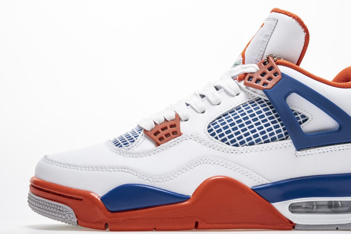 """online store aafe9 a8672 Buty męskie Nike Air Jordan 4 """"Knicks"""" 308497-171"""