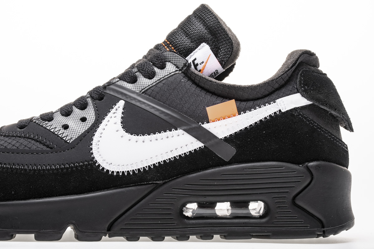 Buty damskie Off White x Nike Air Max 90