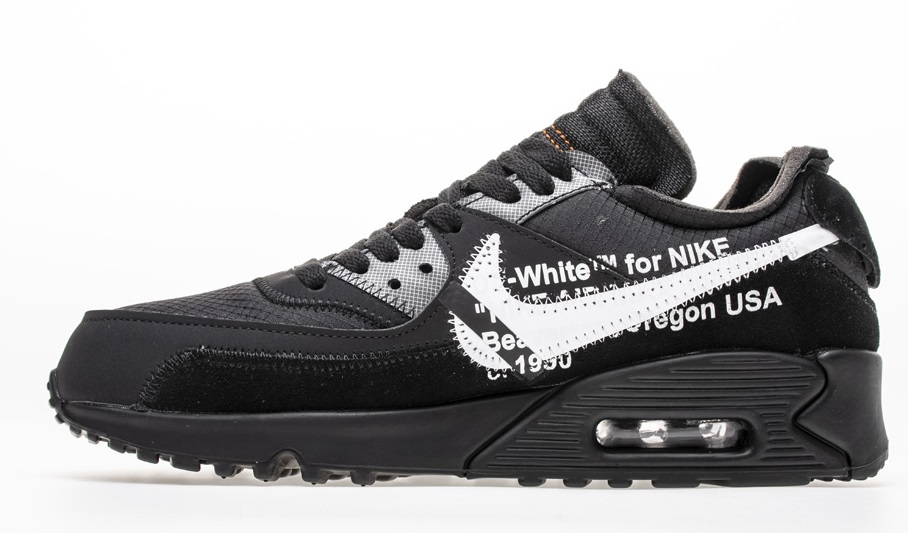 buy online b229b 409aa Buty damskie Off-White x Nike Air Max 90