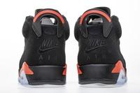 """Buty męskie Nike Air Jordan 6 """"Black Infrared"""" 384664-060"""