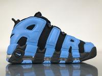 """BUTY damskie Nike Air More Uptempo """"Black Blue"""" 921948-040"""