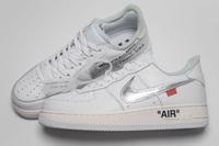 BUTY męskie Off White x Nike Air Force 1 '07 Low AO4297-100