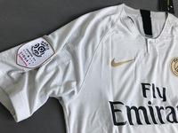 Koszulka piłkarska PSG NIKE 18/19 Vapor Match Away, #7 Mbappe