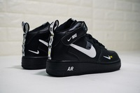 Buty damskie NIKE AIR FORCE 1 MID '07 LV8 BLACK AJ7747-001