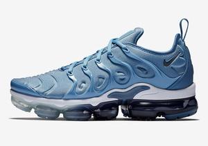 Buty damskie Nike Air Vapormax Plus 924453-402 Work Blue