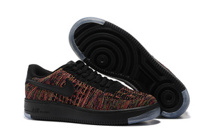 Buty męskie Nike Air Force 1 Ultra Flyknit 817419-009 Multicolor