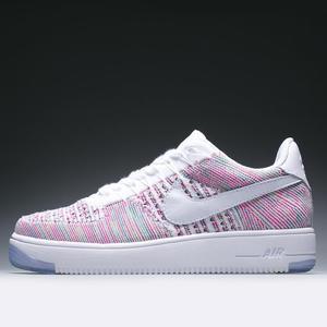 Buty damskie Nike Air Force 1 Ultra Flyknit 820256-102 White/Pink