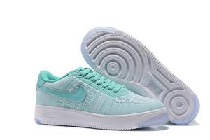 Buty damskie Nike Air Force 1 Ultra Flyknit 820256-300 miętowe