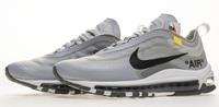 Buty męskie OFF WHITE X Nike Air Max 97 OG Light Grey AJ4585-002
