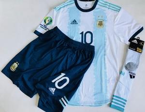 Zestaw piłkarski ARGENTYNA 2019 Authentic ADIDAS #10 MESSI