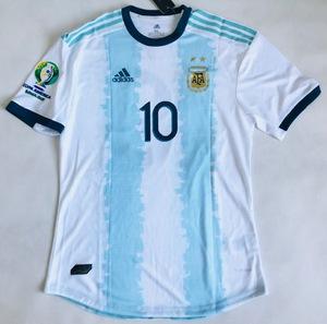 Koszulka piłkarska ARGENTYNA 2019 Authentic ADIDAS #10 MESSI