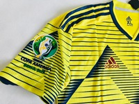 Koszulka piłkarska KOLUMBIA 2019 Authentic ADIDAS #10 James