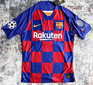 Koszulka piłkarska FC BARCELONA NIKE 19/20 Vapor Match Home, #10 MESSI