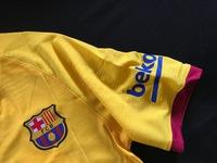 Koszulka piłkarska FC BARCELONA NIKE 19/20 Vapor Match Away, #10 MESSI