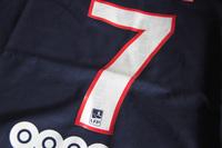 Dziecięcy zestaw piłkarski PSG home 19/20 NIKE (koszulka+spodenki+getry) #7 MBAPPE