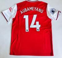 Koszulka piłkarska ARSENAL Londyn Adidas 19/20 Home #14 Aubameyang