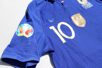 Zestaw piłkarski FRANCJA NIKE Vapor Match Home 2019, #10 Mbappe
