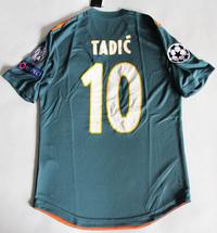 Koszulka piłkarska AJAX AMSTERDAM AWAY 19/20 Authentic ADIDAS, #10 TADIĆ