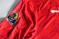 Koszulka piłkarska EGIPT Home 2019 PUMA #10 M.SALAH