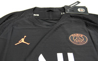 Koszulka piłkarska PSG JORDAN black 19/20 Vapor Match, #7 Mbappe